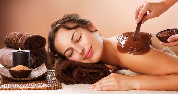 Шоколадное обёртывание для похудения в домашних условиях
