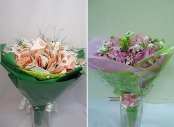 Какие цветы дарят на свадьбу, а какие цветы для