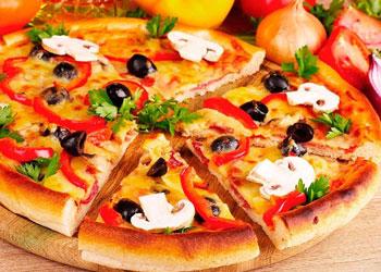 Рекомендации по поеданию пиццы