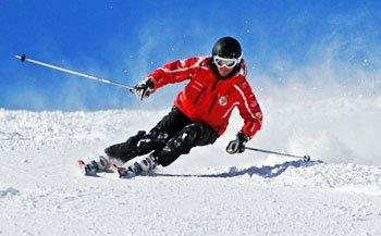 Катание на горных лыжах станет