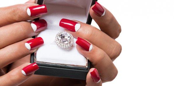 -60% на услуги для ногтей в салоне «Кристина»