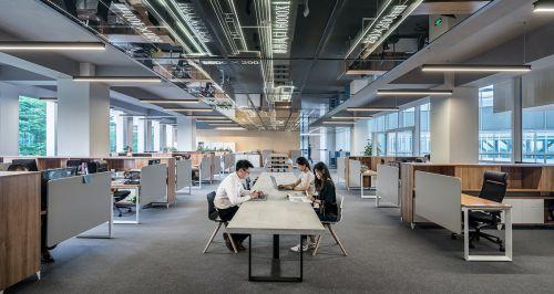 Open space: за и против