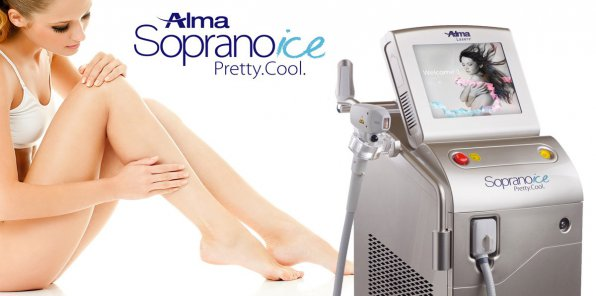 -65% на лазерную эпиляцию Soprano ICE в Este Clinic
