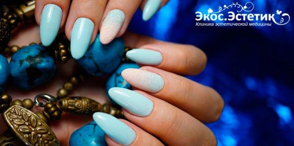 -82% на ногтевой сервис в «Экос-Эстетик»