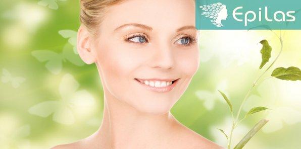 -50% на лазерное омоложение кожи