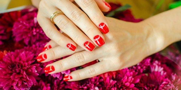 -50% на ногтевой сервис в студии красоты La Rica