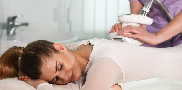 До -50% на LPG-массаж в салоне «Карамель»