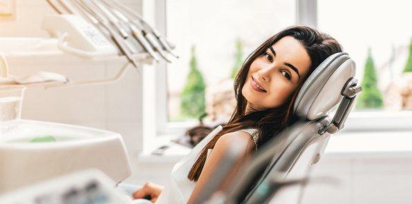 -80% на услуги «Стоматология на Каховской»
