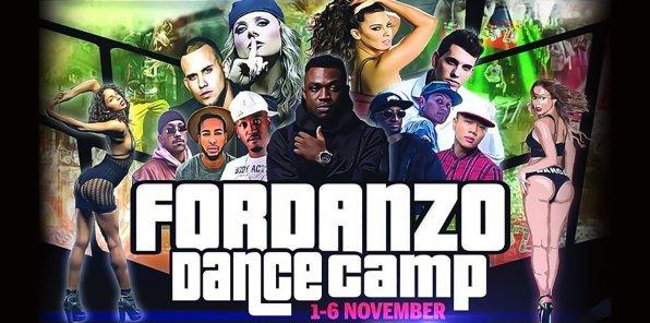 -71% на фестиваль танцев Fordanzo Dance Camp