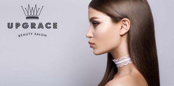 -80% на услуги для волос от мастерской красоты Up Grace