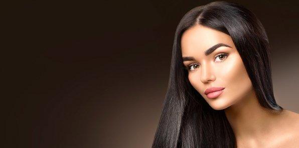 -85% на выпрямление волос и ботокс