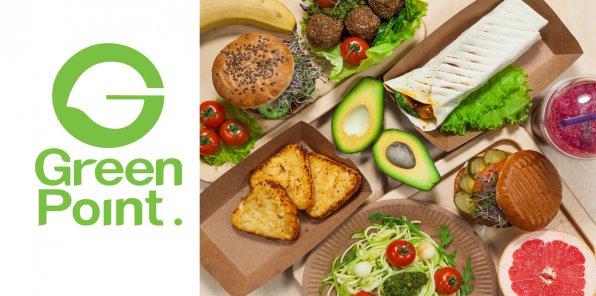 -50% в фастфуде здорового питания Green Point