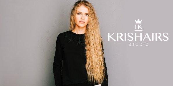 -30% от студии наращивания волос Krishairs