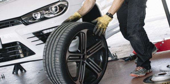 -50% на шиномонтаж в автоцентре «Автомодерн»