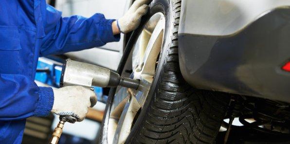 -50% на шиномонтаж в автосервисе «АвтоЛюкс»