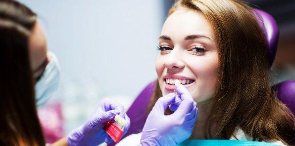-50% на лечение зубов и установку имплантов в клинике «Доверие»