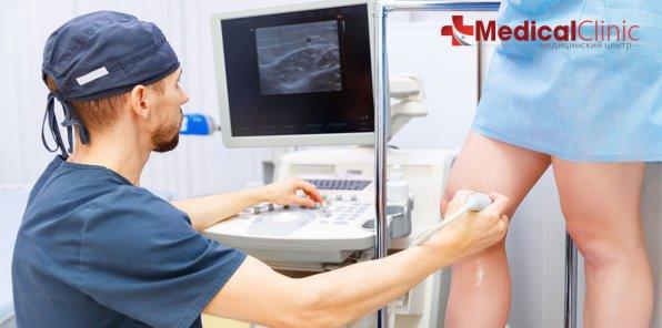 -55% на прием флеболога, лечение варикоза