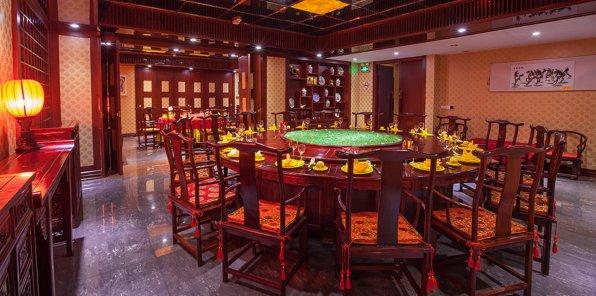 Скидка 30% на все меню в китайском ресторане «Сад Императора»