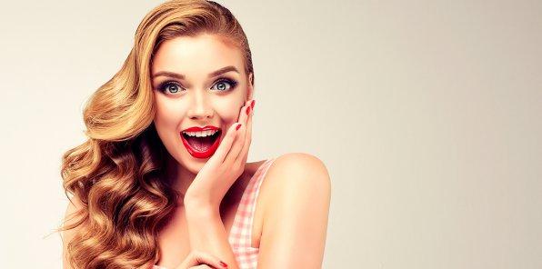 Скидки до 79% на услуги для волос в салоне «Стиляги»