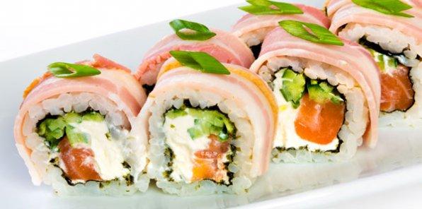 Суши хороши - кушай от души!