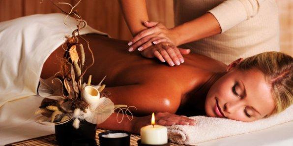 Зимнее наслаждение! Скидка 50% на процедуру SPA-массажа с инфракрасной сауной или кедровой бочкой!