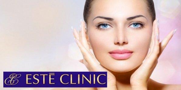 -65% на услуги Este Clinic